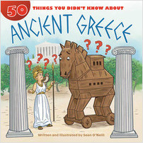 Cover: 50 Things You Didn't Know about Ancient Greece