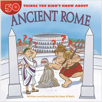 Cover: 50 Things You Didn't Know about Ancient Rome