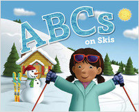 Cover: ABCs on Skis