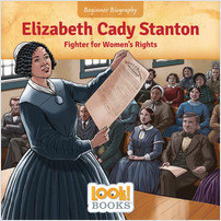 Cover: Elizabeth Cady Stanton: Fighter for Women's Rights