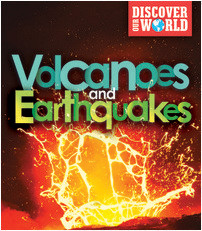 Cover: Volcanoes and Earthquakes
