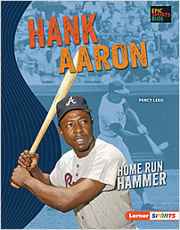 Cover: Hank Aaron: Home Run Hammer