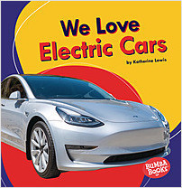 Cover: We Love Electric Cars