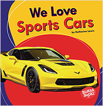 Cover: We Love Sports Cars