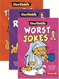 Cover: Garfield's ® Belly Laughs — Library Bound Set