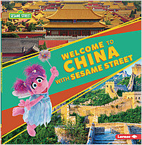Cover: Welcome to China with Sesame Street ®