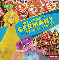 Cover: Welcome to Germany with Sesame Street ®
