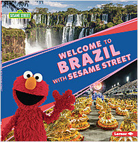 Cover: Welcome to Brazil with Sesame Street ®