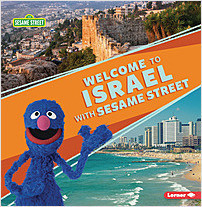 Cover: Welcome to Israel with Sesame Street ®