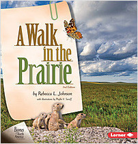 Cover: A Walk in the Prairie, 2nd Edition