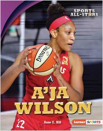 Cover: A'ja Wilson