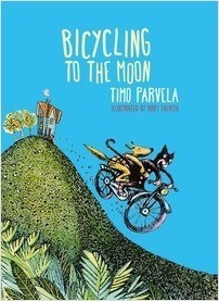 Cover: Bicycling to the Moon