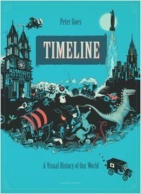 Cover: Timeline: A Visual History of Our World