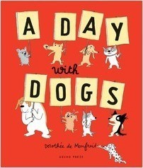 Cover: A Day with Dogs