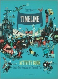 Cover: Timeline Activity Book: Create Your Own Journey through Time