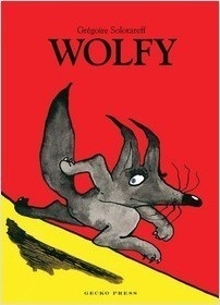 Cover: Wolfy