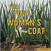 Cover: The Tiny Woman's Coat