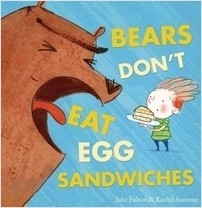 Cover: Bears Don't Eat Egg Sandwiches