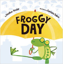 Cover: Froggy Day