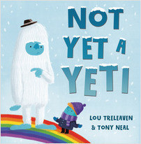 Cover: Not Yet a Yeti