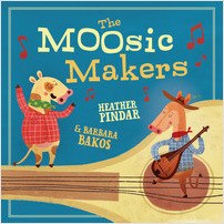Cover: The MOOsic Makers