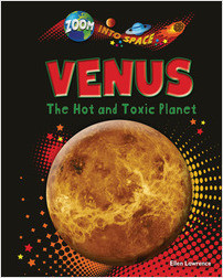 Cover: Venus: The Hot and Toxic Planet
