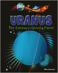 Cover: Uranus: The Sideways-Spinning Planet