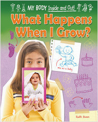 Cover: What Happens When I Grow?