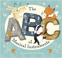 Cover: The ABC of Musical Instruments