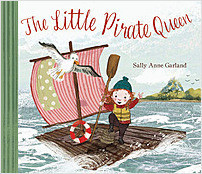 Cover: The Little Pirate Queen