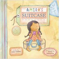 Cover: Amira's Suitcase