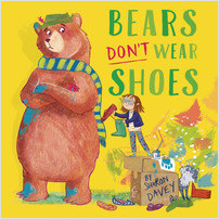 Cover: Bears Don't Wear Shoes