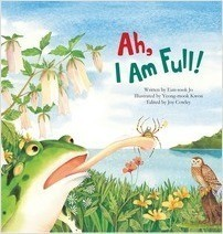 Cover: Ah, I Am Full!: Food Chain