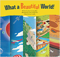 Cover: What a Beautiful World!: The Earth's Layers