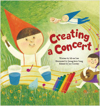 Cover: Creating a Concert: Sound
