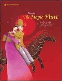 Cover: Mozart's The Magic Flute