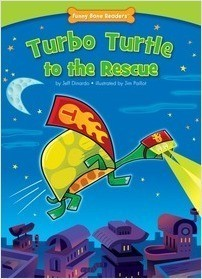 Cover: Turbo Turtle to the Rescue
