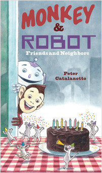 Cover: Monkey & Robot: Friends and Neighbors