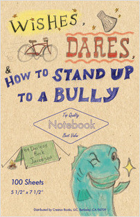 Cover: Wishes, Dares, and How to Stand Up to a Bully