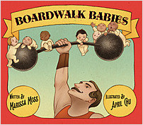 Cover: Boardwalk Babies