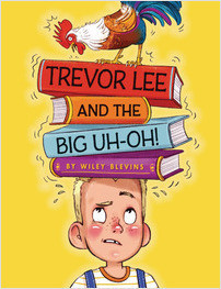 Cover: Trevor Lee and the Big Uh Oh!