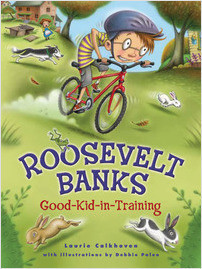 Cover: Roosevelt Banks, Good-Kid-in-Training
