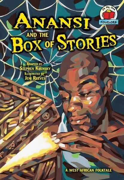 image about Printable Anansi Stories identified as Anansi and the Box of Experiences: [A West - Lerner Submitting Community
