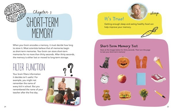 Memory Fun: Facts, Trivia, and Quizzes - Lerner Publishing Group