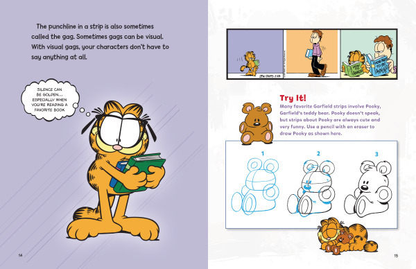 Garfield S Guide To Creating Your Own Lerner Publishing Group