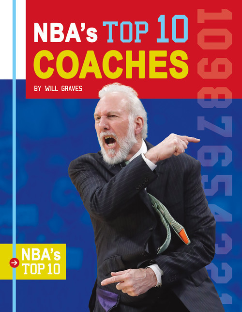 Cover: NBA's Top 10 Coaches
