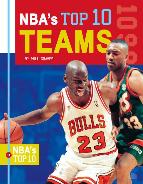 Cover: NBA's Top 10 Teams