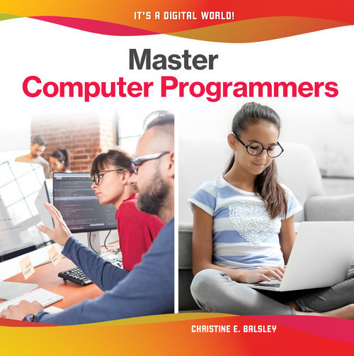 Cover: Master Computer Programmers