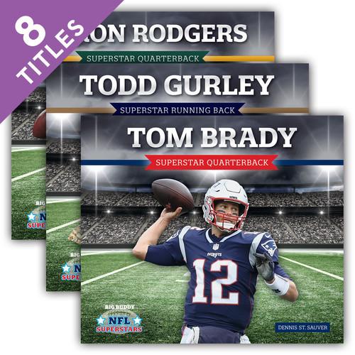 Cover: NFL Superstars