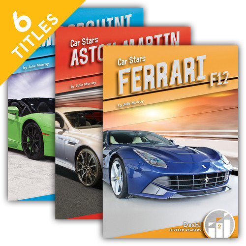 Cover: Car Stars